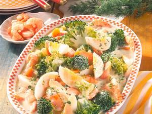 Eier-Gemüse-Ragout Rezept