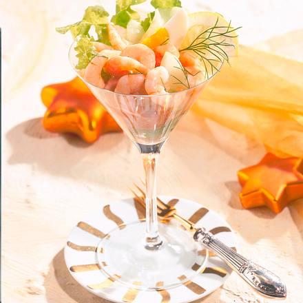 Eier-Krabben-Cocktail Rezept