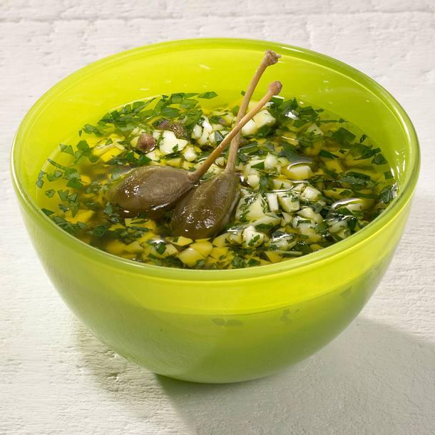 Eier-Kräuter-Salsa Rezept