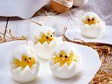 Eier-Küken Rezept