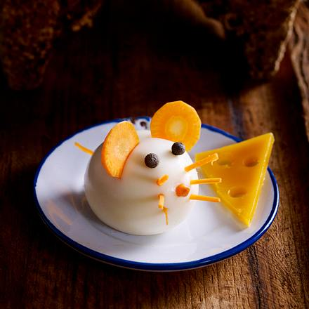 Eier-Maus Rezept