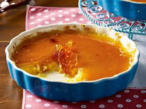 Eierlikör-Crème-brûlée Rezept