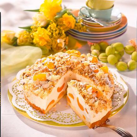 Eierlikör-Flocken-Torte Rezept