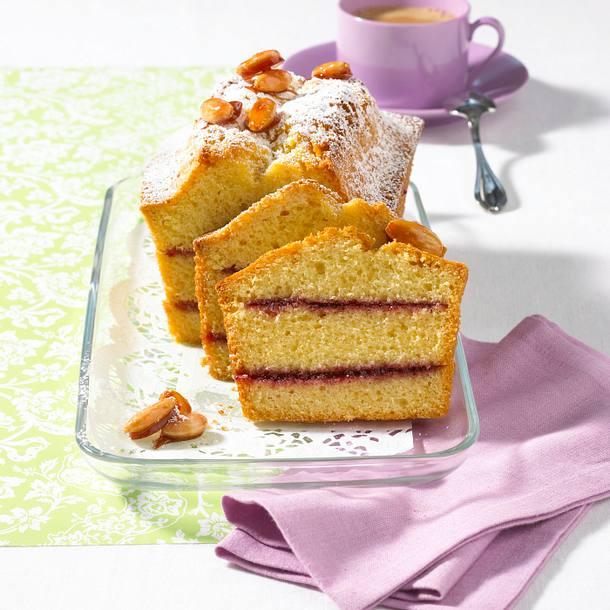 Eierlikör-Himbeer-Kuchen Rezept