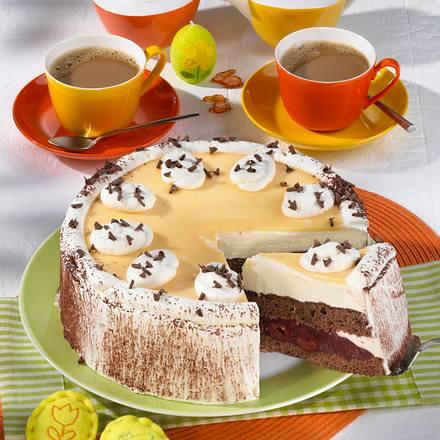 Eierlikör-Kirsch-Torte Rezept