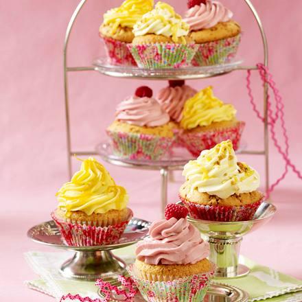 Eierlikör-Krokant-Muffins mit Mascarpone-Creme Rezept