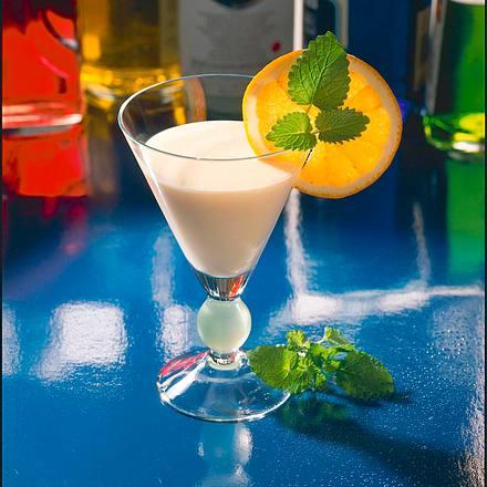 Eierlikör-Orangen-Sekt Rezept