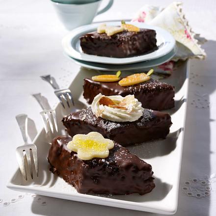 Eierlikör-Rauten-Kuchen vom Blech Rezept