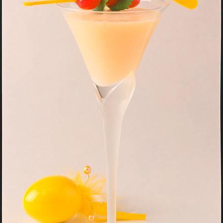 Eierlikör-Rum-Drink Rezept