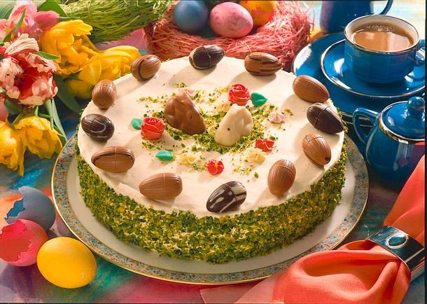 Eierlikör-Schokoladen-Torte Rezept