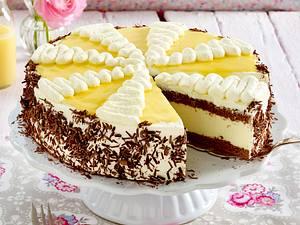 Eierlikör-Torte Rezept
