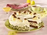 Eierlikör-Torte für Ostern Rezept