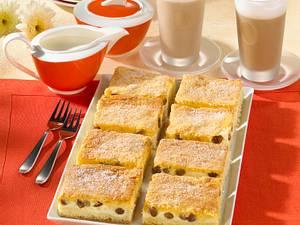 Eierschecke mit Quarkcreme (Diabetiker) Rezept