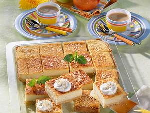 Eifeler Rahmkuchen vom Blech Rezept