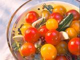 Eingelegte Kirschtomaten Rezept