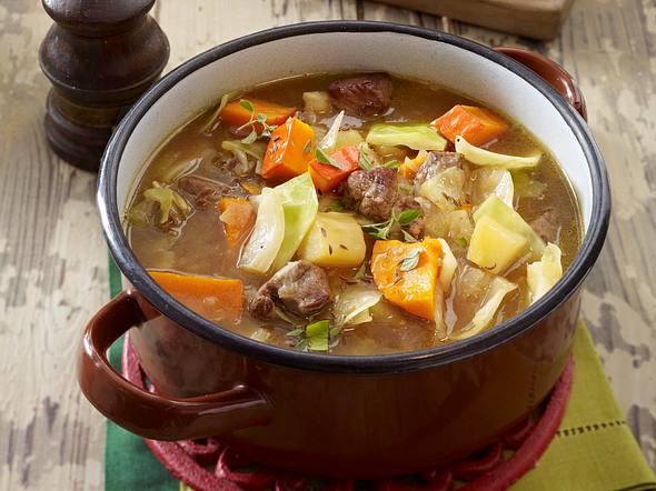 Eintopf à la Irish-Stew Rezept