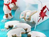 Eisbär-Kekse Rezept