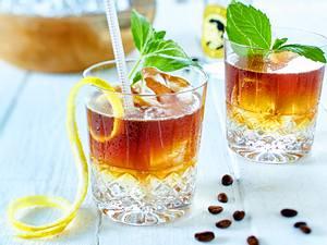 Eiskaffee mit Tonic Rezept