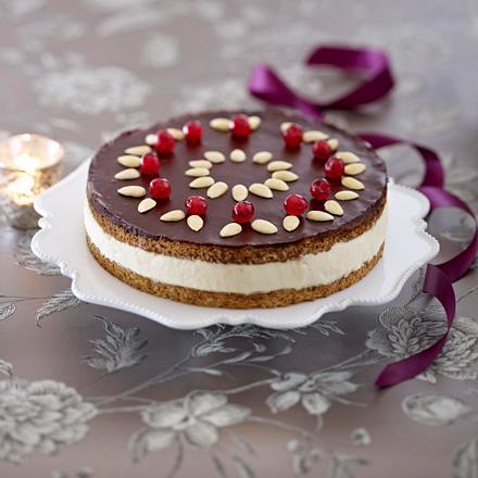 Elisenlebkuchen-Torte Rezept