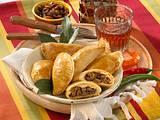 Empanadas (Gefüllte Teigtaschen ) Rezept