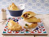 Empanadas mit Hähnchenfüllung Rezept