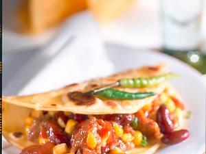 Enchiladas mit Hackfüllung Rezept