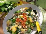 Endivien-Kartoffel-Ragout Rezept