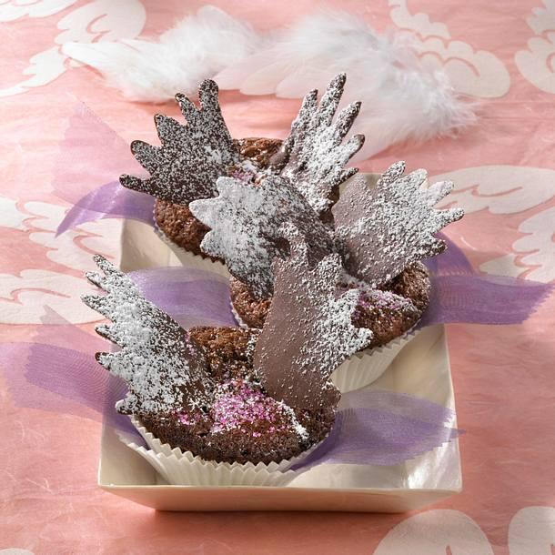 Engel-Muffins Rezept