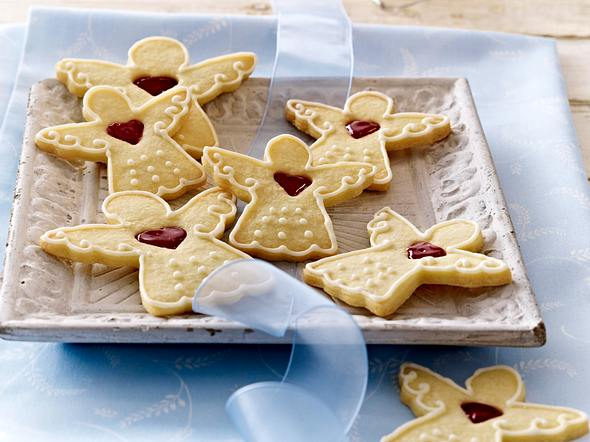 Weihnachtsplätzchen Teig Zum Ausstechen.Plätzchen Zum Ausstechen Kekse Toll In Form Lecker