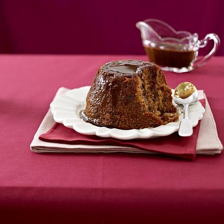 Englischer Toffee-Pudding Rezept