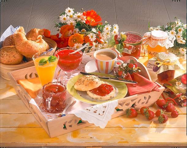 Erdbeer-Amaretto-Konfitüre Rezept