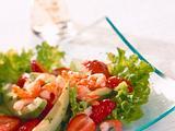 Erdbeer-Avocado-Salat Rezept