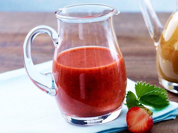 Erdbeer-Balsamico-Vinaigrette Rezept