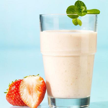Erdbeer-Bananen-Shake Rezept
