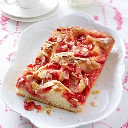 Erdbeer-Butterkuchen Rezept