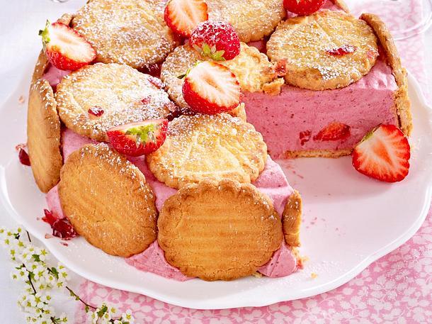Erdbeer-Charlotte Rezept