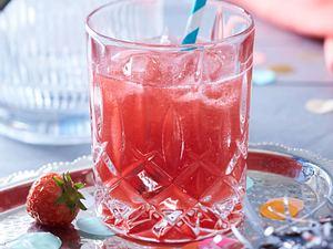 Erdbeer-Gin-Cocktail Rezept
