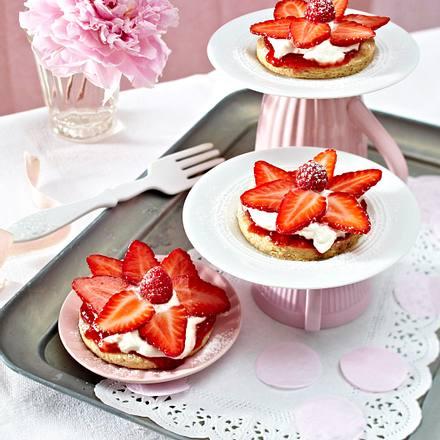 Erdbeer Mahjong