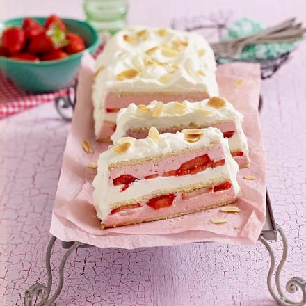Erdbeer Joghurt Kuchen Rezept Lecker