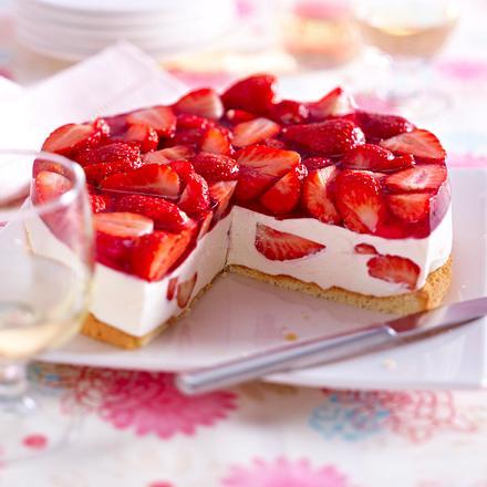 Erdbeer-Joghurt-Kuchen Rezept