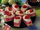 Erdbeer-Joghurt-Schnitten Rezept
