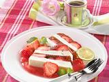 Erdbeer-Joghurt-Terrine Rezept
