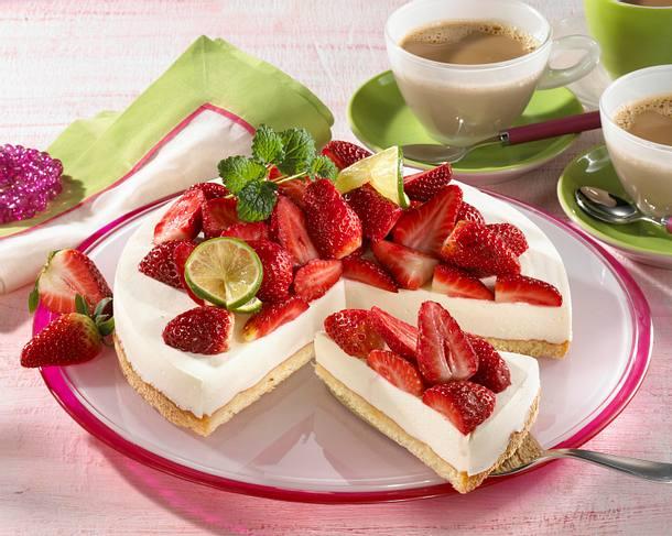 Erdbeer-Joghurt-Torte (Diabetiker) Rezept