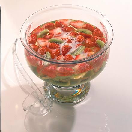 Erdbeer-Kiwi-Bowle Rezept