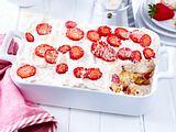 Erdbeer-Kokos-Tiramisu Rezept