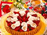Erdbeer-Krokant-Torte Rezept