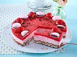 163 Erdbeer Quark Kuchen Rezepte Lecker
