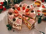 Erdbeer-Mascarpone-Torte Rezept