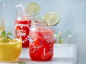 Erdbeer-Punch mit Tequila-Hicks Rezept