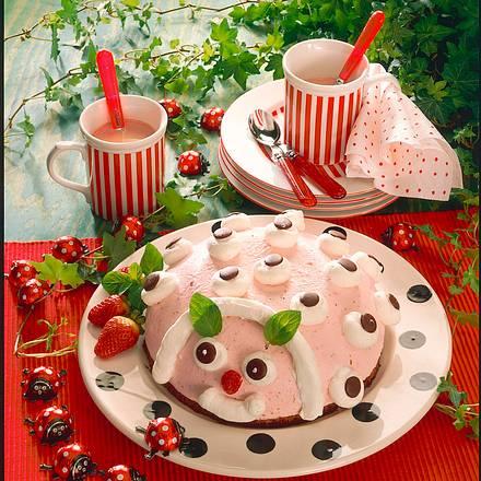 Erdbeer-Quark-Käfer Rezept